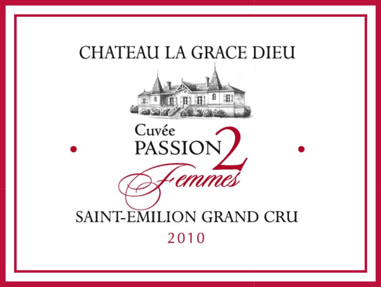 Château La Grâce Dieu
